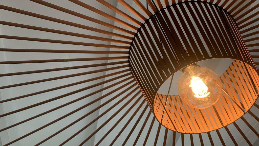 Globe Filament lamp