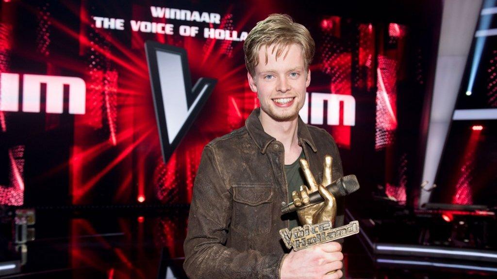 Jim van der Zee won in 2018 het programma.