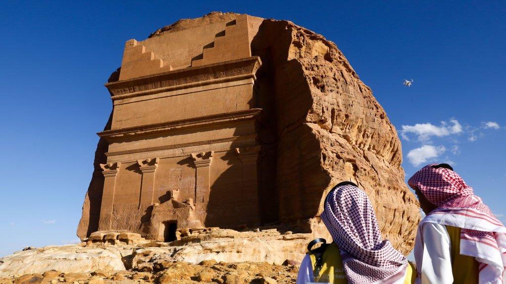 Saoedi-Arabië wil het toerisme bevorderen.
