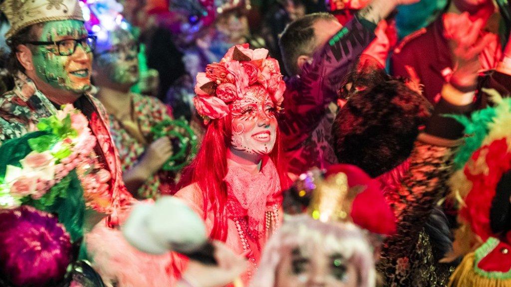 Vandaag is ook de aftrap van het carnavalsseizoen.