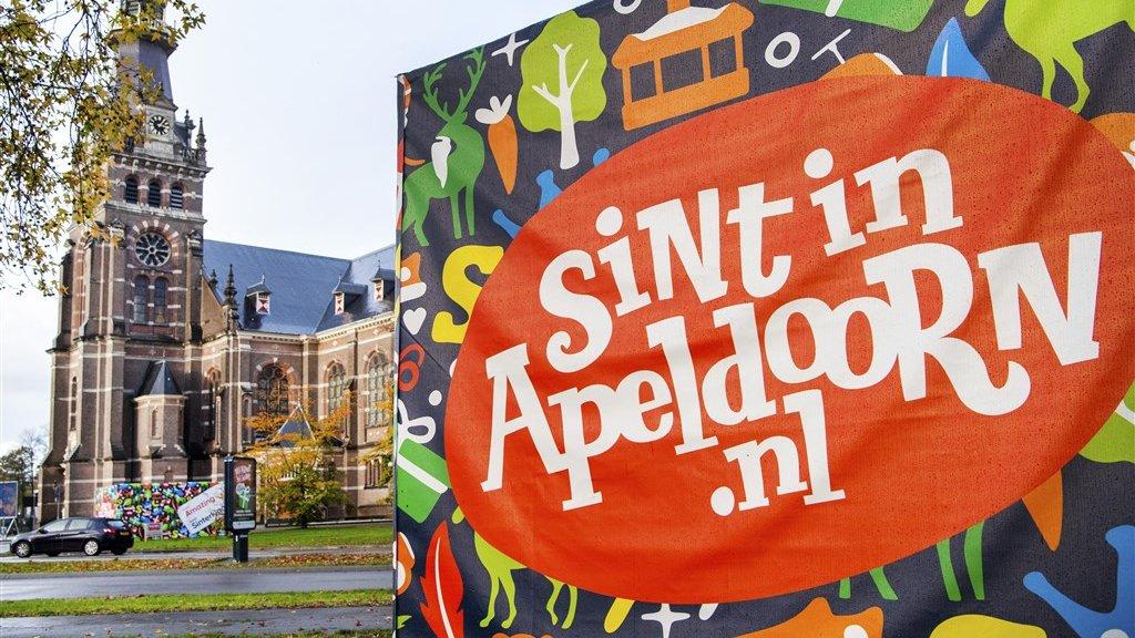 Apeldoorn is helemaal klaar voor de nationale sinterklaasintocht.