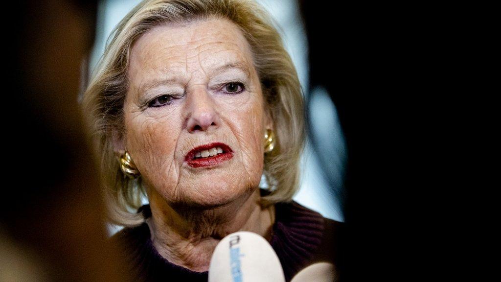 Staatssecretaris Broekers-Knol