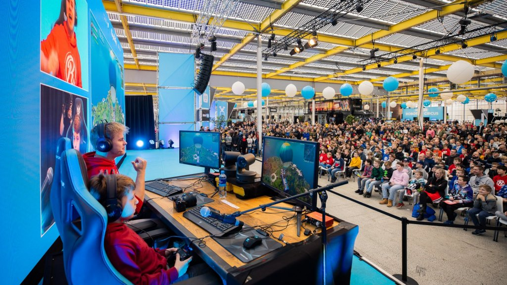 YouTuber Royalistiq op Bright Day 2019