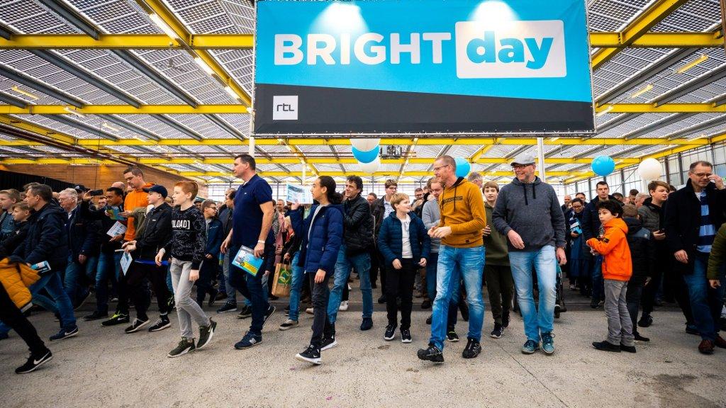 Bright Day is het grootste tech-event van Nederland
