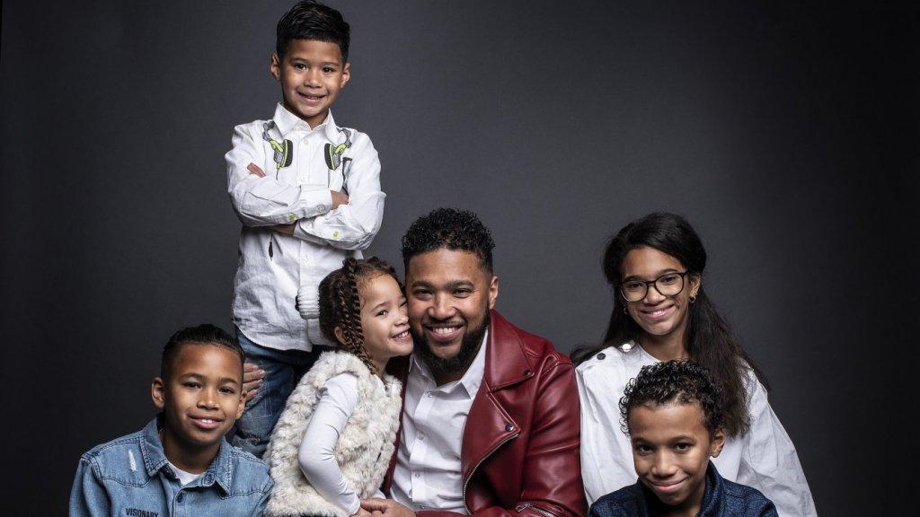 De familie Lopez, bekend van Een Huis Vol.