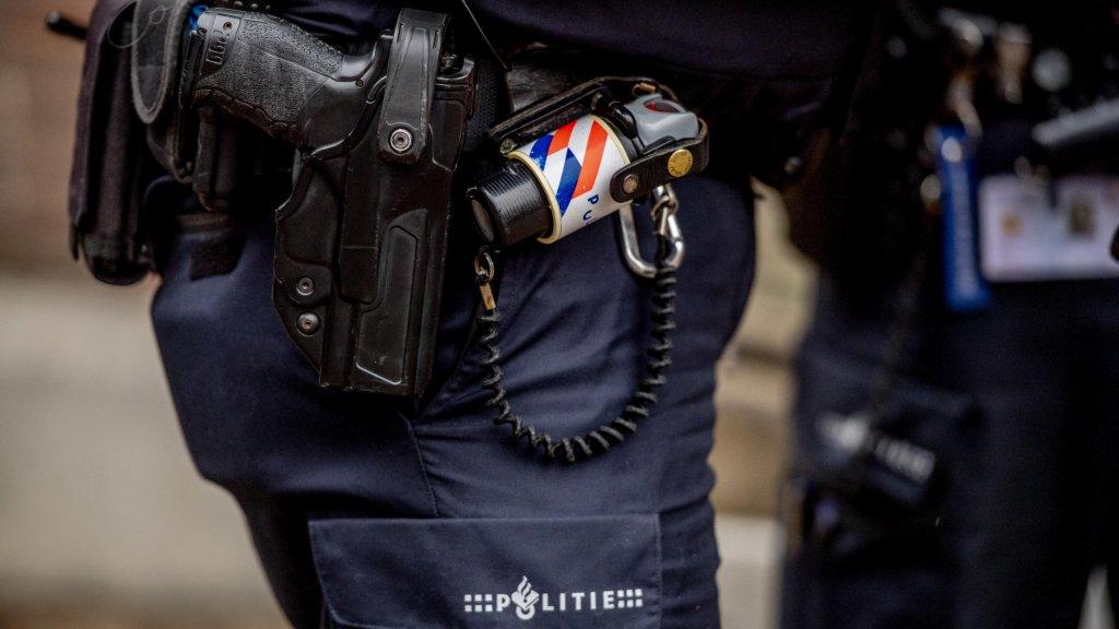 Het huidige dienstwapen van de politie: Walther P99Q-NL