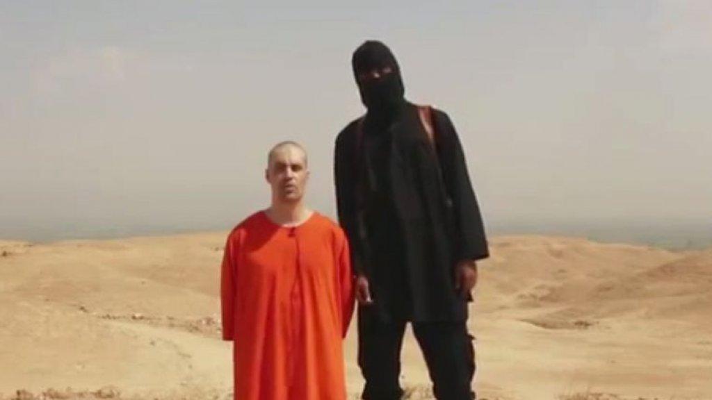 Persfotograaf James Foley werd in 2014 onthoofd.
