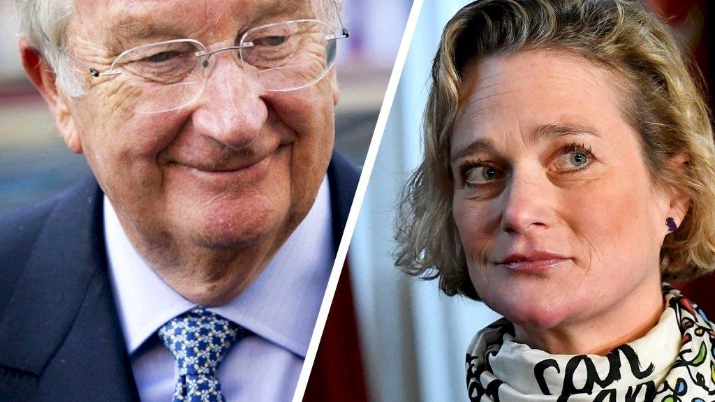 Albert II van België kan de resultaten van zijn DNA-test niet langer tegenhouden.