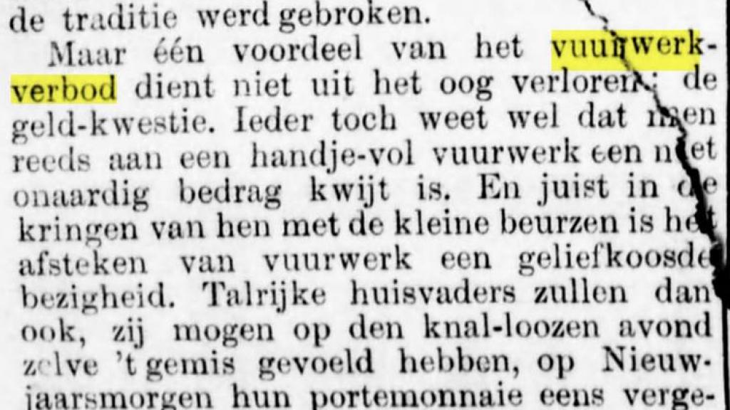 Het Bataviaasch Nieuwsblad op 3 januari 1927