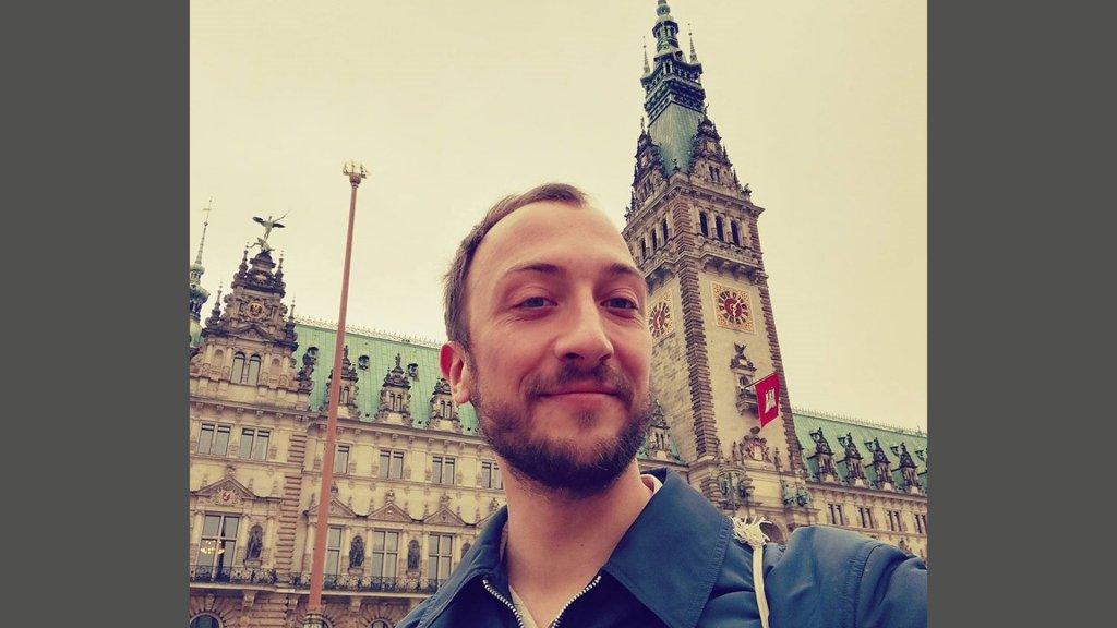 Yulian Ide woont sinds drie maanden in Amsterdam.