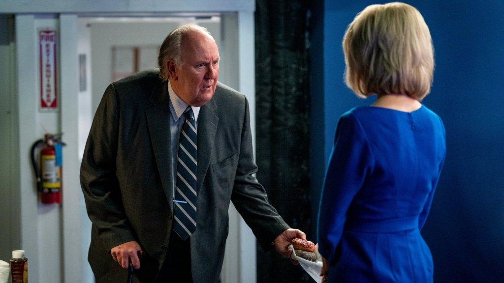 Toenmalig Fox News-baas Roger Ailes wordt gespeeld door John Lithgow