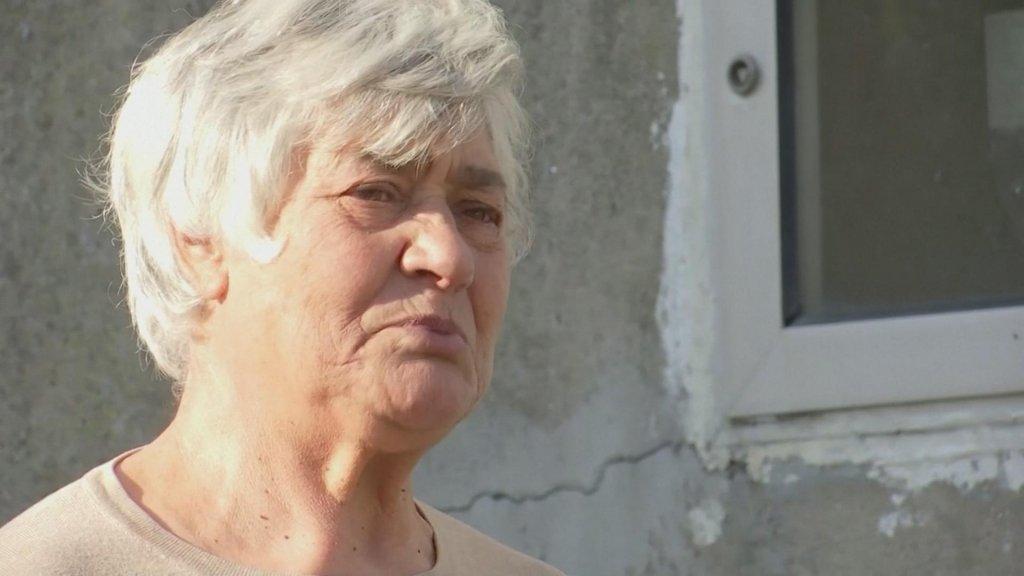 Conceicao Gaspar (69) woont al haar hele leven in Sobrado.