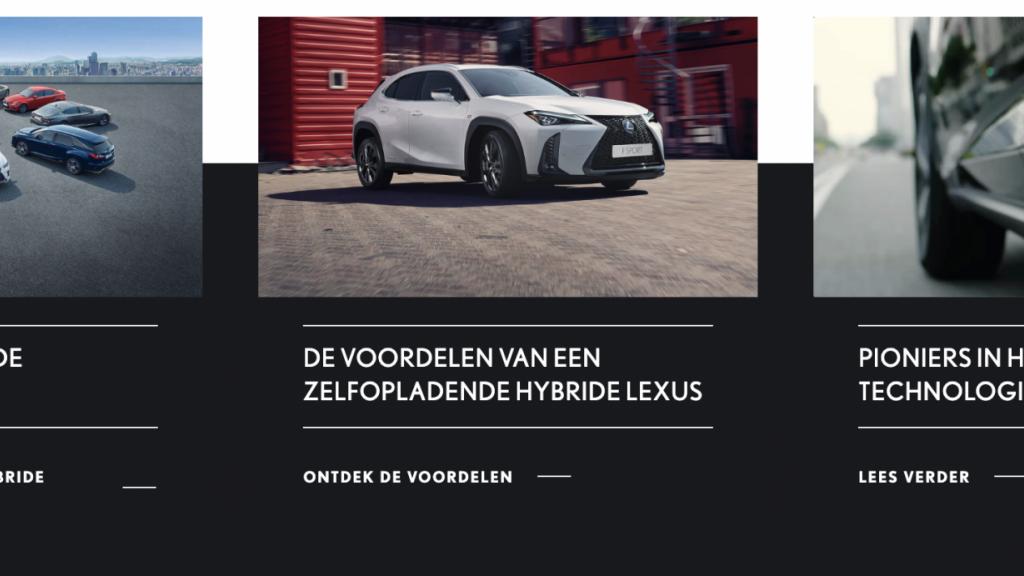 Lexus Perpetuum Mobile