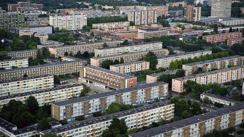 Luchtfoto's worden gebruikt om te zien of een huis is veranderd