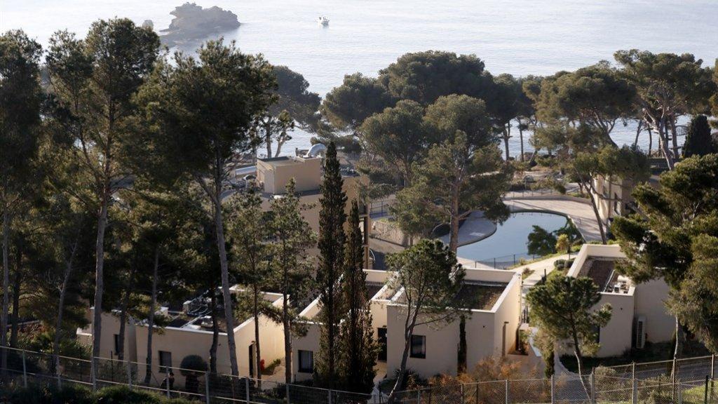Vacanciel hotel club-resort in de buurt van Marseille.