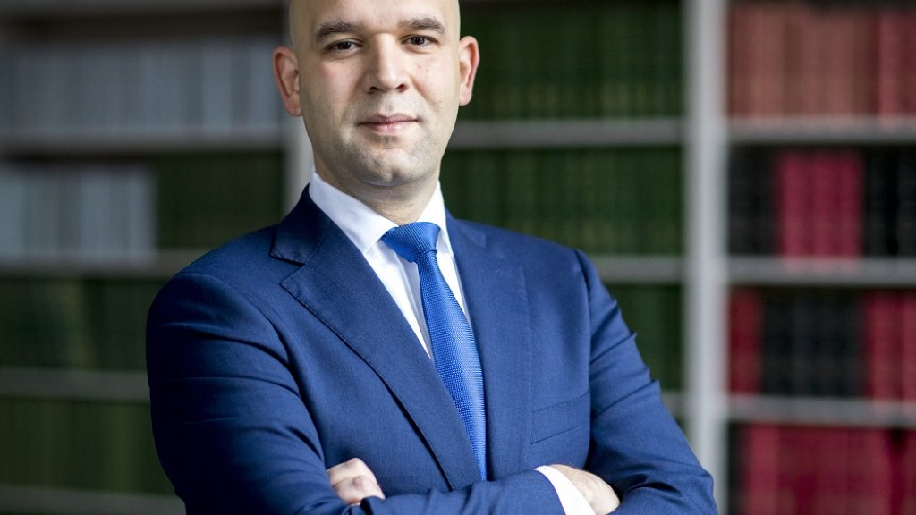 Zohair El Yassini, Kamerlid van de VVD.