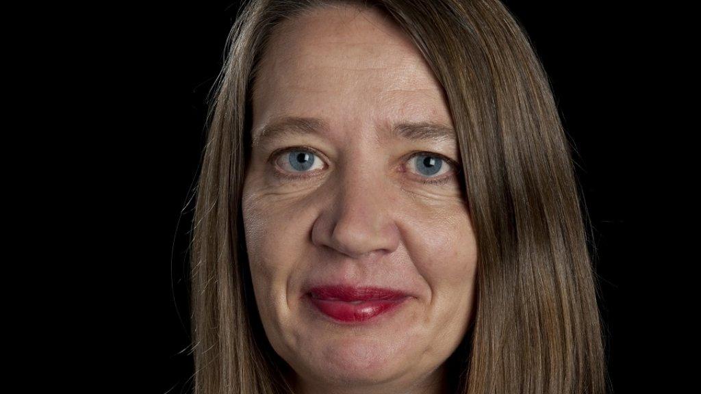 Professor Giselinde Kuipers.