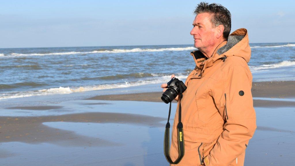 Weerfotograaf Sjef Kenniphaas (63)