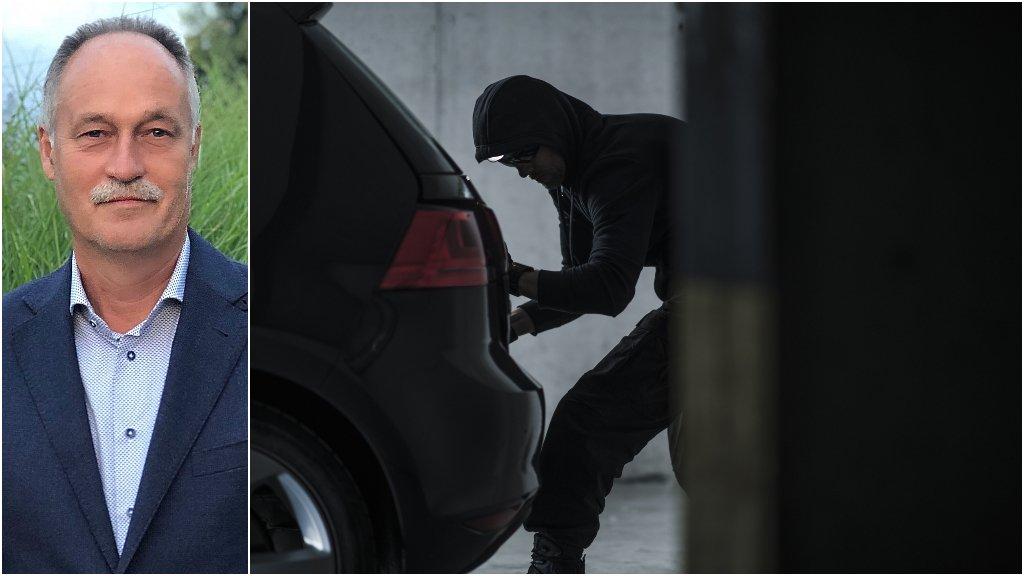 Deze ondernemer en oud-politieman spoort gestolen auto's op