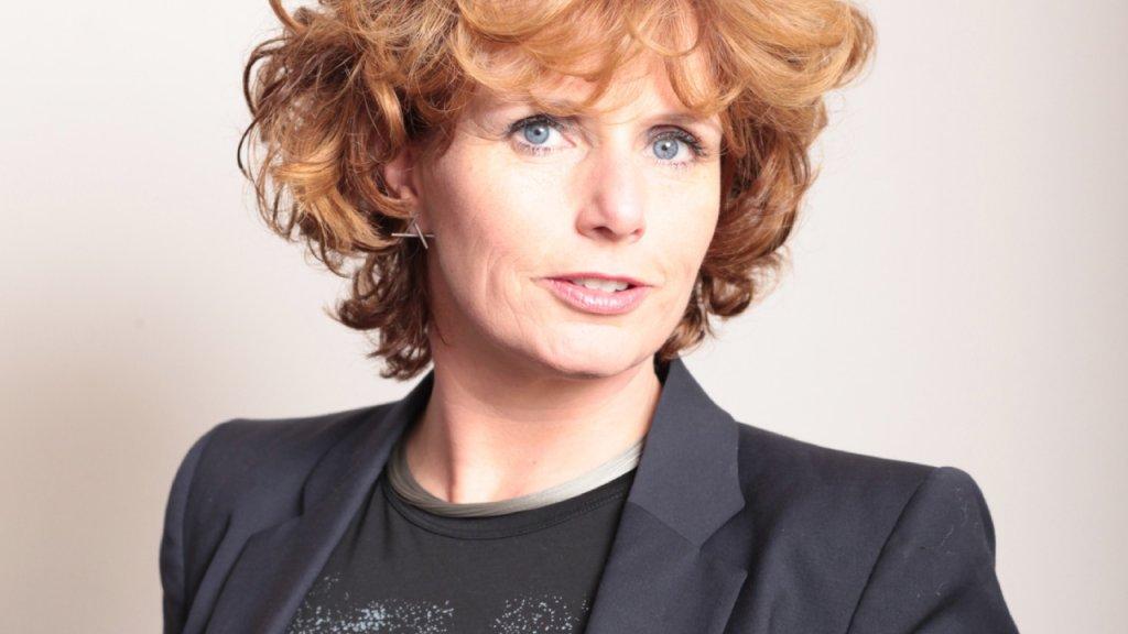 Opvoeddeskundige Marina van der Wal.
