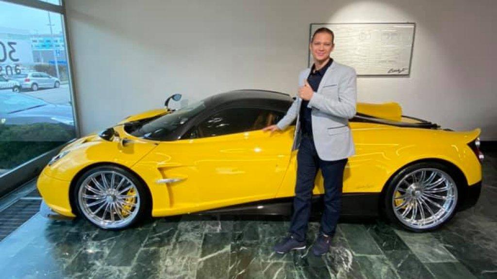 Emrys Blomont organiseert wereldwijd auto-events