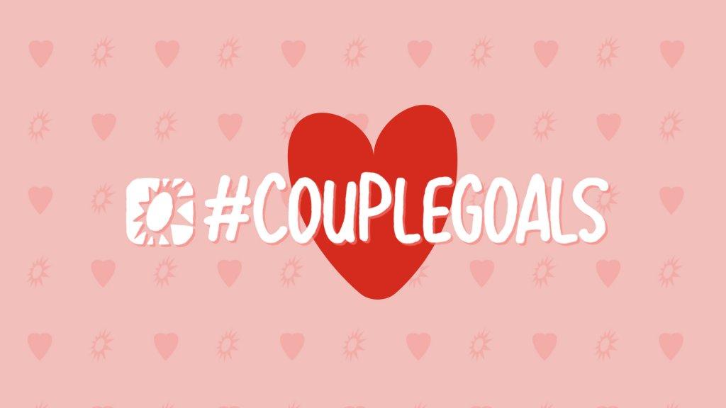 #Couplegoals