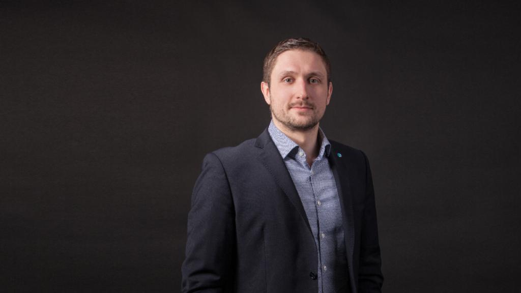 Andrii Borovyk (Transparency International)