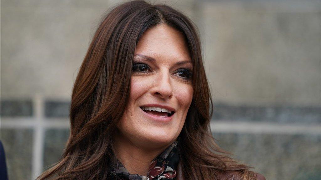 """Donna Rotunno, de advocaat van Weinstein, richtte zich direct tot de jury: """"De wereld kijkt mee."""""""