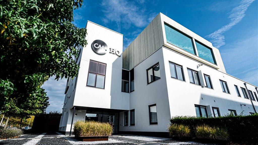 Het pand van CM.com in Breda.