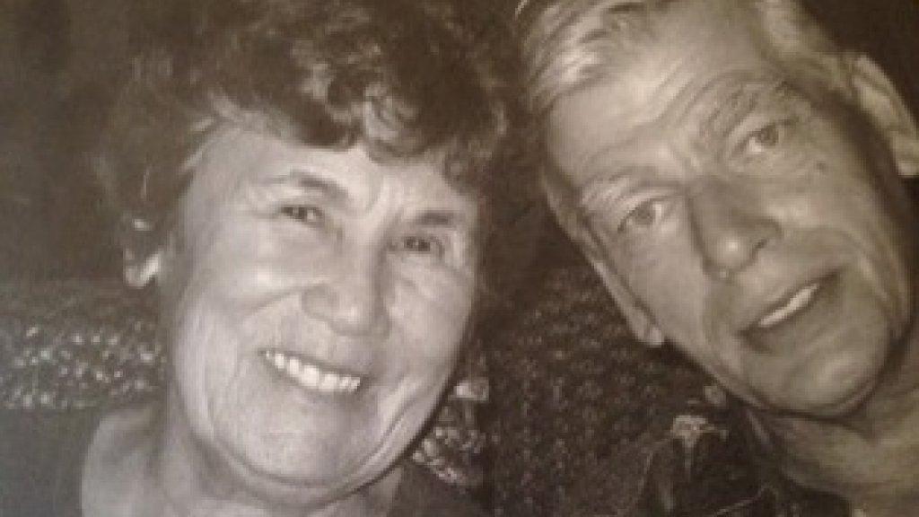 Jan van der Steen en Neeltje Voorham, de vader en stiefmoeder van Ria, kwamen om bij de ramp met de MH17.