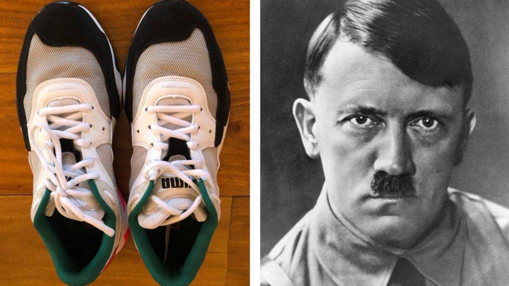 Lijkt de nieuwe sportschoen van Puma nou op Hitler? | RTL Nieuws