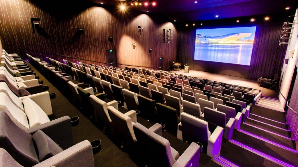 Cinema 1 bij Eye in Amsterdam