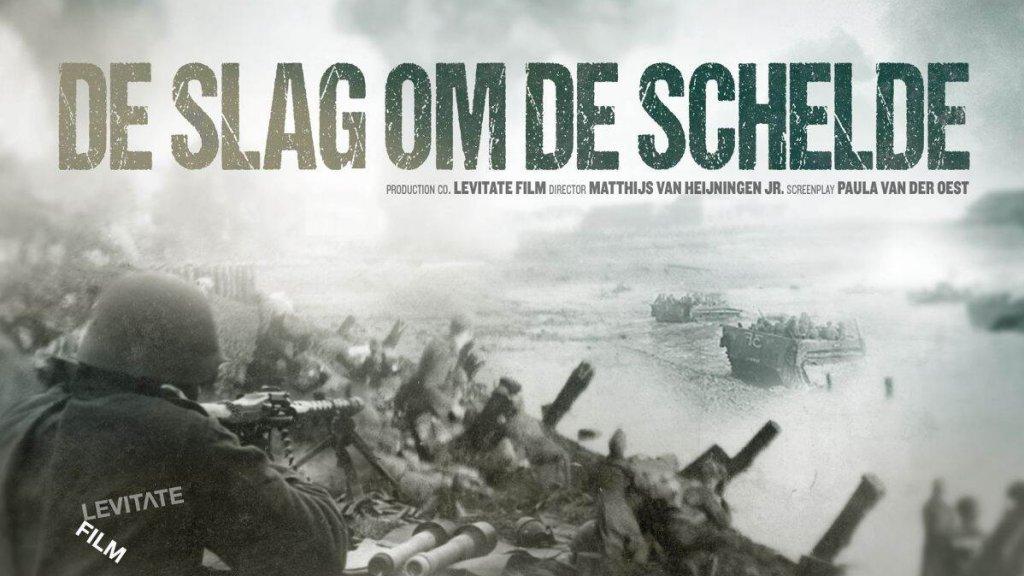 Ook Nederlands epos De Slag om de Schelde zoekt nieuwe releasedatum.