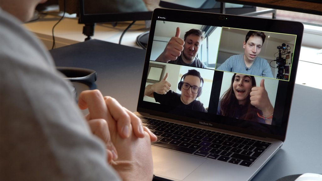 Privacyzorgen om wildgroei aan videobel-apps door corona | RTL Nieuws