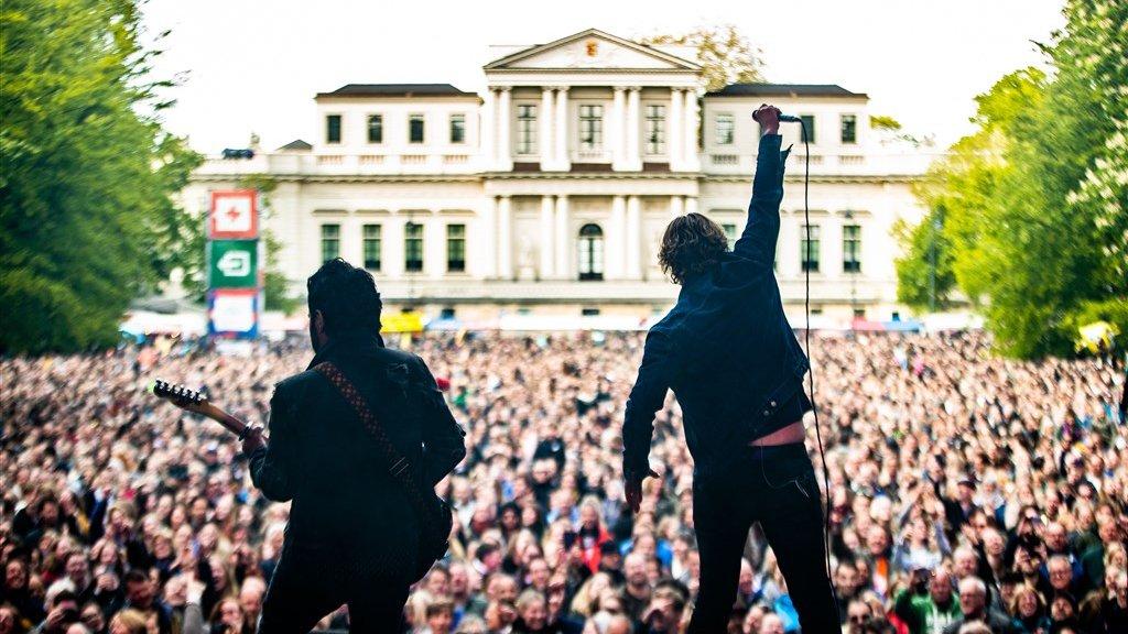 De festivals op Bevrijdingsdag gaan dit jaar ook niet door.