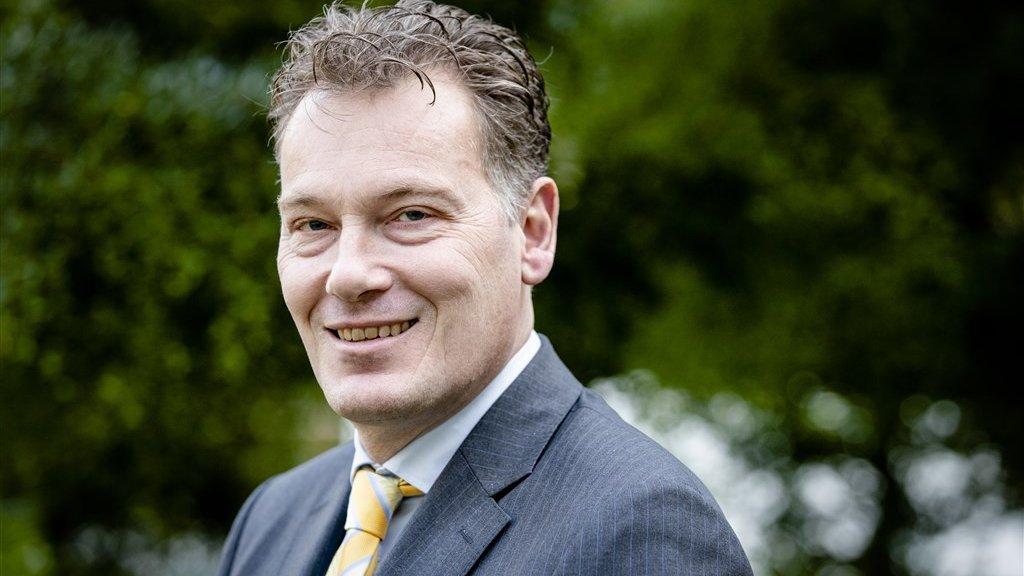 Pieter Hasekamp, de directeur van het Centraal Planbureau (CPB).