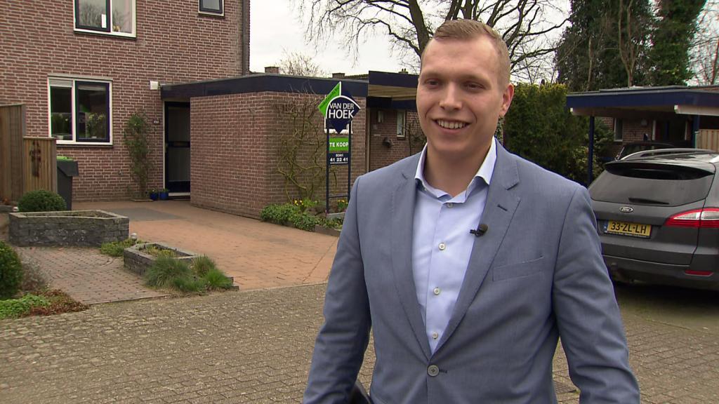 Deze makelaar laat mensen huizen virtueel bezichtigen via Facebook.