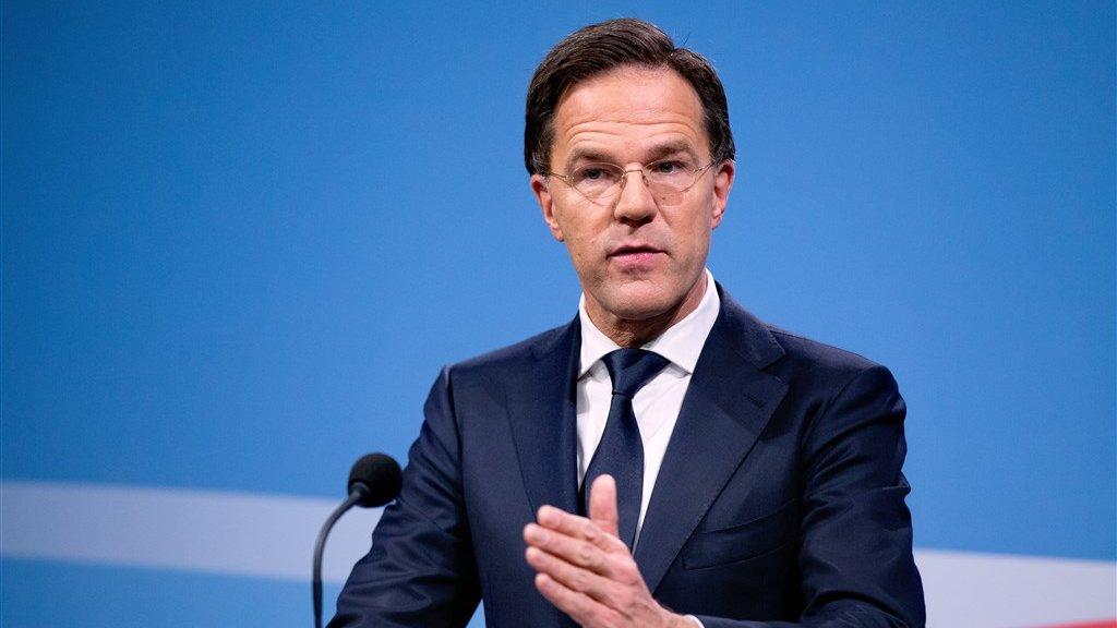 Kijk Mee: Persconferentie Premier Rutte Na De Ministerraad