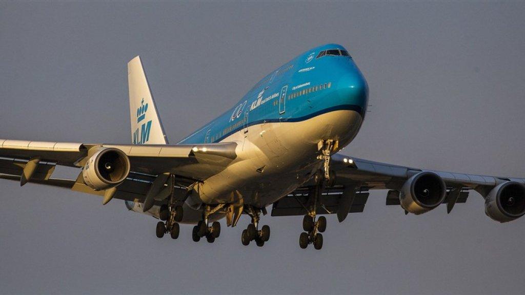 KLM 747, vandaag landt de laatste passagiersvlucht die wordt uitgevoerd met de Jumbo-jet.