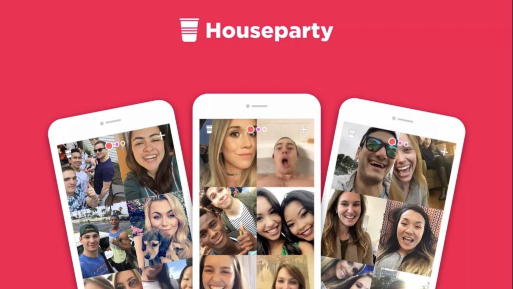 Houseparty is bij groepen vrienden erg populair.