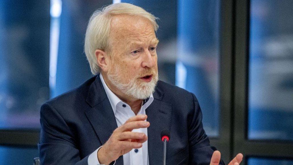 RIVM-baas Jaap van Dissel.