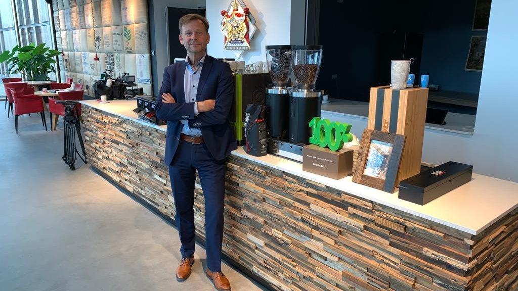 Gerrit Hesselink, van Hesselink Koffie.