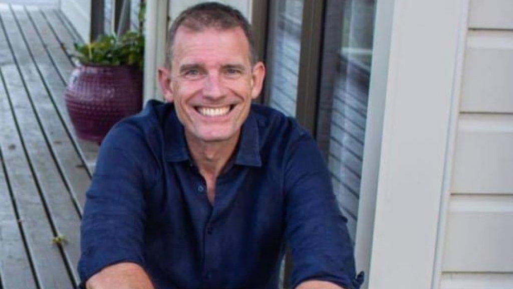 Rene Martinussen (54) woont sinds 2001 in Auckland.