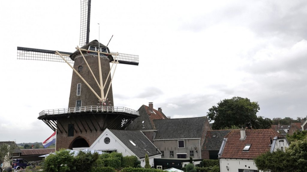 In vestingstad Wijk bij Duurstede hebben de lokale winkeliers samen een online warenhuis.