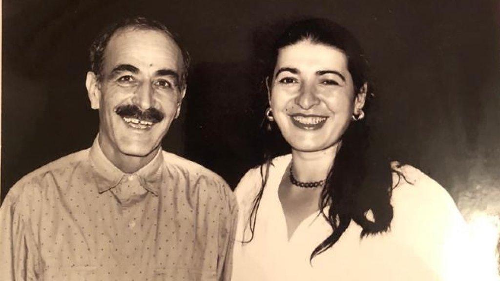 Vader Așur en moeder Zehra Doğan.