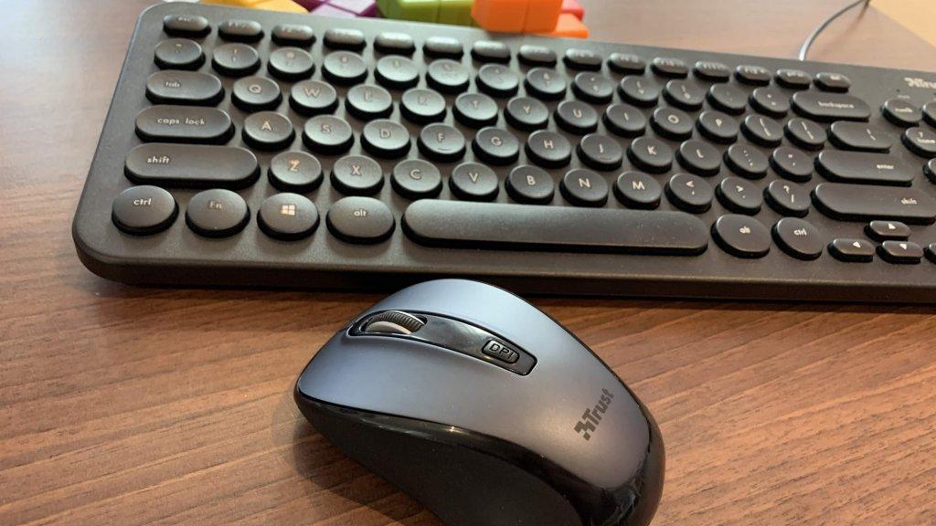 Muto toetsenbord en Siero muis