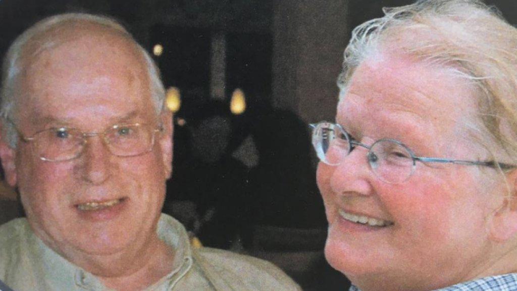 Jan en Maria Lucius.