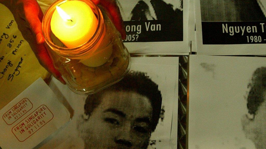 Singapore executeert ook geregeld buitenlanders wegens drugssmokkel. Zoals de Australische Vietnamees Nguyen Tuong Van in 2005.