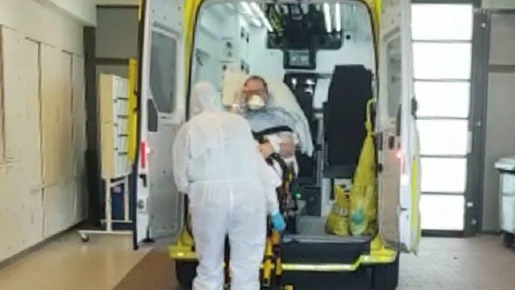 """""""Die ambulancerit vond ik spannend."""" Foto: Eugene Everling"""