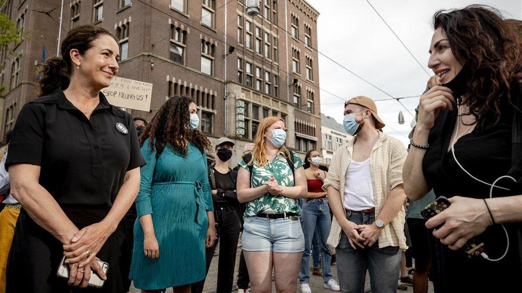 Kritiek op Halsema: 'Soms moet je een demonstratie stoppen'